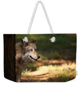 Behind The Tree Weekender Tote Bag