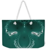 Bejeweled With Wings Weekender Tote Bag