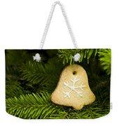 Bell Shape Short Bread Cookie Weekender Tote Bag