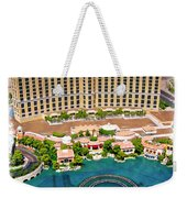 Bellagio - Impressions Weekender Tote Bag