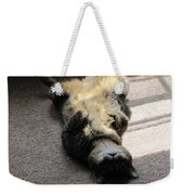 Belly Up Weekender Tote Bag
