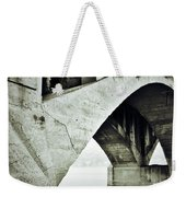Below The Sinners Sail Weekender Tote Bag