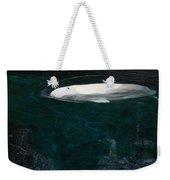 Beluga Impressions 2 Weekender Tote Bag