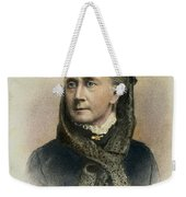 Belva Ann Lockwood Weekender Tote Bag