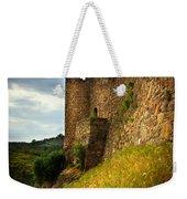 Belver Castle Weekender Tote Bag by Carlos Caetano