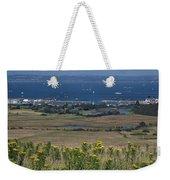 Bembridge Harbour And The Solent Weekender Tote Bag
