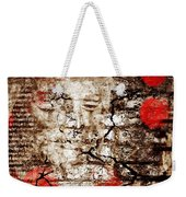 Beneath Faiths Wall Weekender Tote Bag