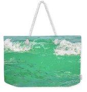 Beneath The Waves Weekender Tote Bag
