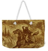 Benedict Arnold, American Traitor Weekender Tote Bag by Photo Researchers