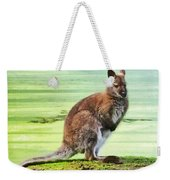 Bennets Wallaby  Weekender Tote Bag