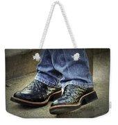 Bennys Boots Weekender Tote Bag