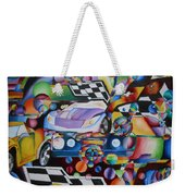 Ben's Car Show Weekender Tote Bag