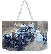 Bentley And Bride  Weekender Tote Bag