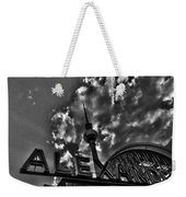 Berlin Alexanderplatz Weekender Tote Bag by Juergen Weiss