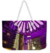 Berlin Sony Center Weekender Tote Bag