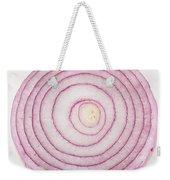 Bermuda Onion Spiral Weekender Tote Bag