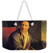 Bernard Le Bovier De Fontenelle, French Weekender Tote Bag by Science Source