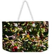 Berry Picking Weekender Tote Bag