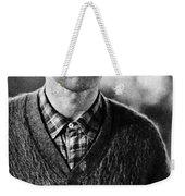 Bertolt Brecht (1898-1956) Weekender Tote Bag