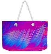 Beta-carotene Crystal Weekender Tote Bag