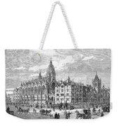 Bethnal Green Market, 1869 Weekender Tote Bag by Granger