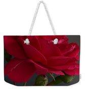 Betty's Red Rose II  Weekender Tote Bag
