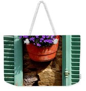 Between Shutters Weekender Tote Bag