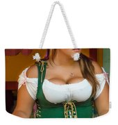Beverage Wench Weekender Tote Bag