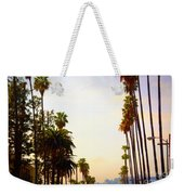 Beverly Hills In La Weekender Tote Bag