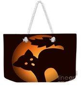 Beware Of Black Cats Weekender Tote Bag
