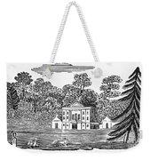 Bewick: Landscape Weekender Tote Bag