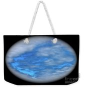 Beyond The Clouds Weekender Tote Bag