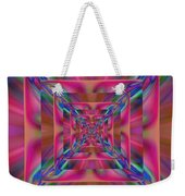 Beyond The Future Weekender Tote Bag