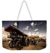 Beyond The Mud  Weekender Tote Bag