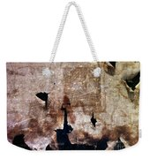 Beyond The Tattered Curtain Weekender Tote Bag by Kevyn Bashore