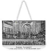 Bible Societies Weekender Tote Bag
