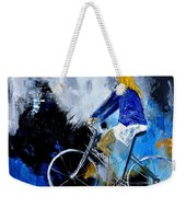 Bicycle 77 Weekender Tote Bag