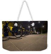 Bicycle Lane Weekender Tote Bag