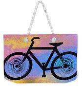 Bicycle Shop Weekender Tote Bag