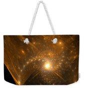 Big Bang Unfolding Weekender Tote Bag