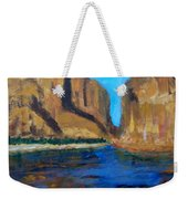 Big Bend Weekender Tote Bag