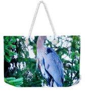 Big Bird - Great Blue Heron Weekender Tote Bag