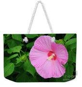 Big Bold Pink Beauty Weekender Tote Bag