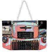 Big Chevy Rig Weekender Tote Bag