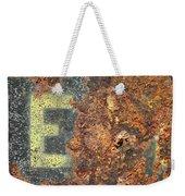 Big E Weekender Tote Bag