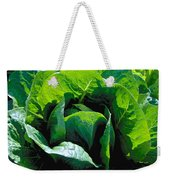Big Green Cabbage Weekender Tote Bag