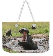Big Mouth Weekender Tote Bag