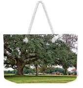Big Oak And The Tractors Weekender Tote Bag