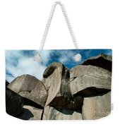 Big Rock Ear Weekender Tote Bag