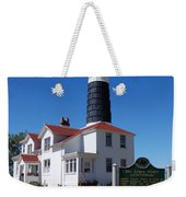 Big Sable Point Lighthouse Weekender Tote Bag